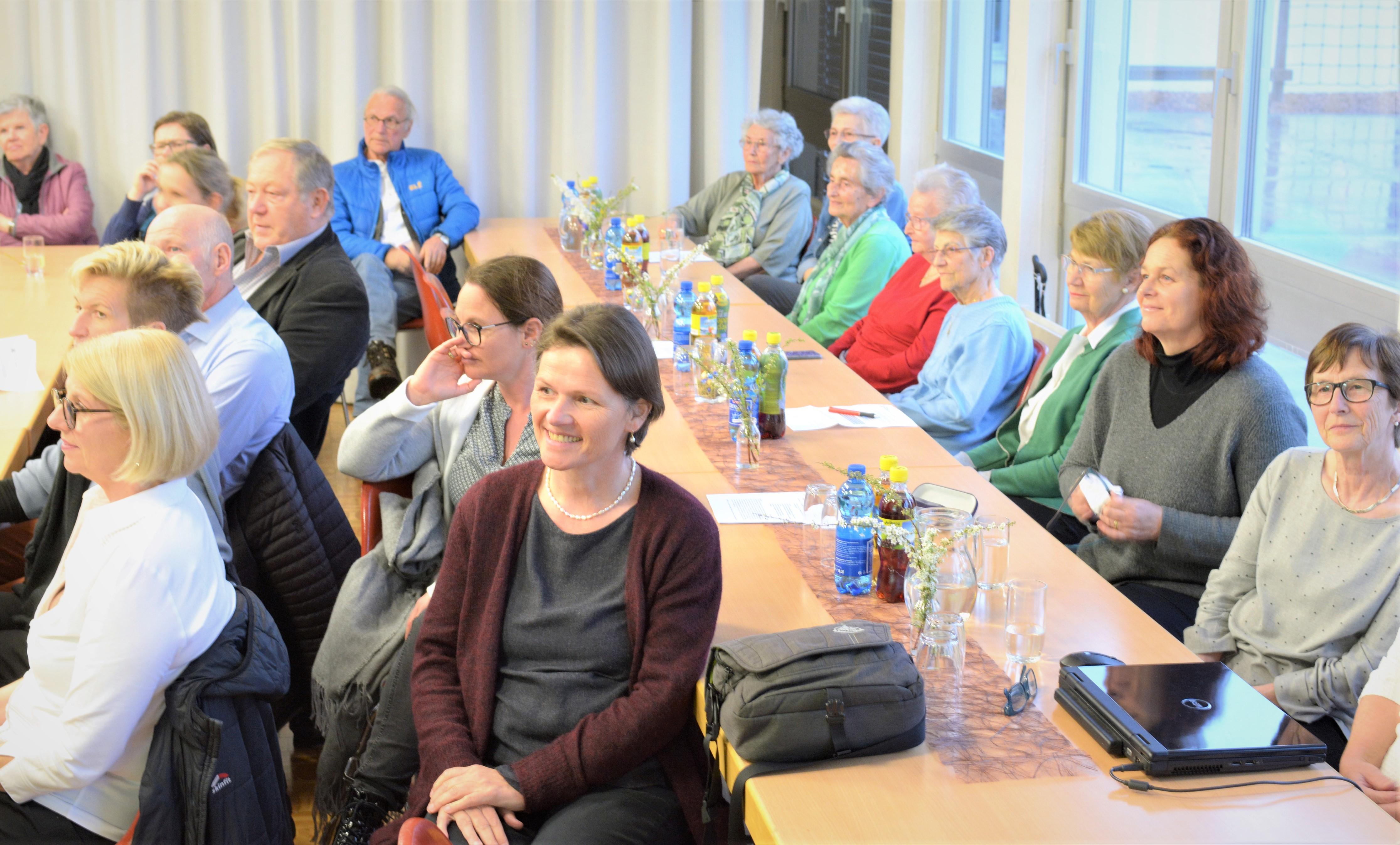 Gut besuchte Generalversammlung des KPV Kennelbach