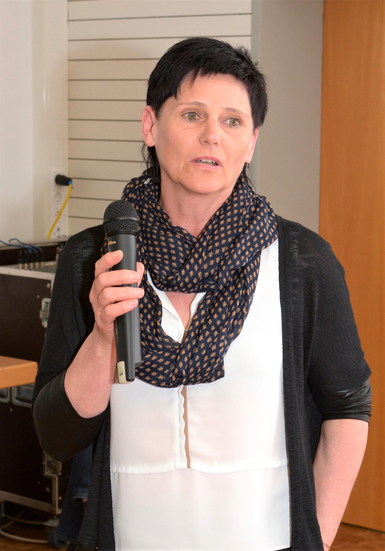 Pflegeleiterin Susanne Vonach